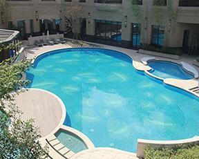 别墅泳池设备厂家分享游泳浑浊该如何解决