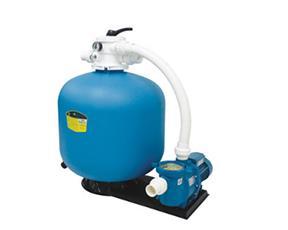 游泳池水处理设备是怎样工作的?